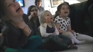 Monsieur S le magicien pour enfants - Les enfants qui se bidonnent